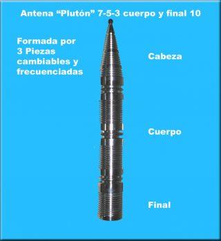 Antena Plutón