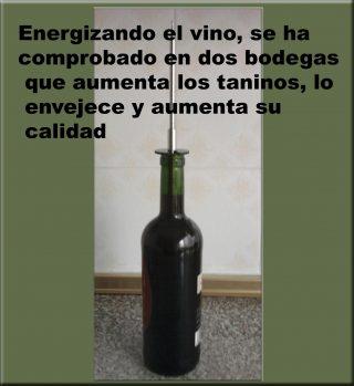 Energizandio el vino