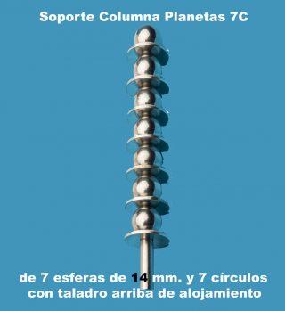 Columna Planetas 7C