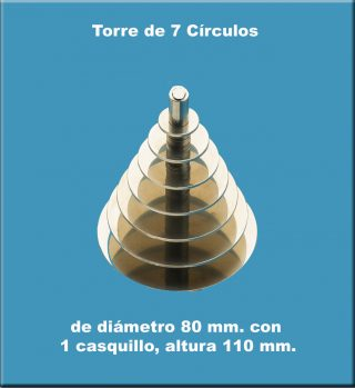 Torre de 7 círculos